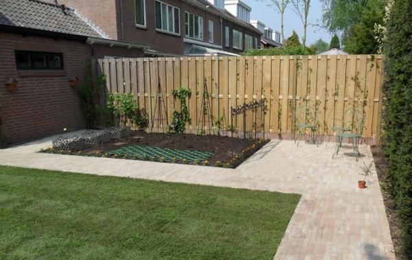 Renovatie tuin Amstelveen